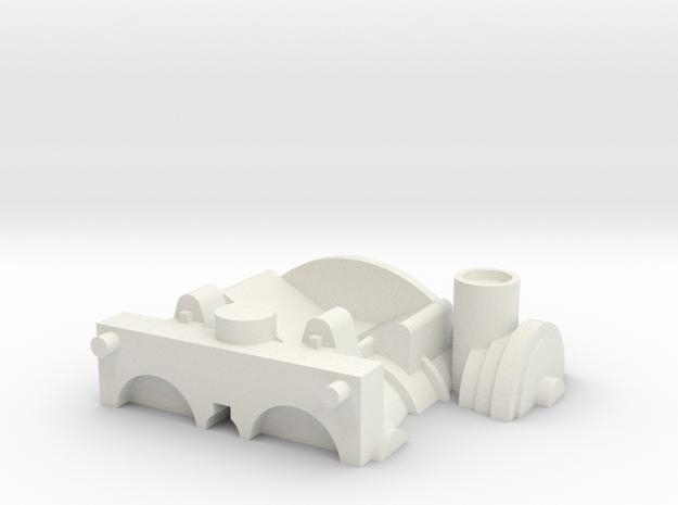 AT-ST Part 53 in White Natural Versatile Plastic