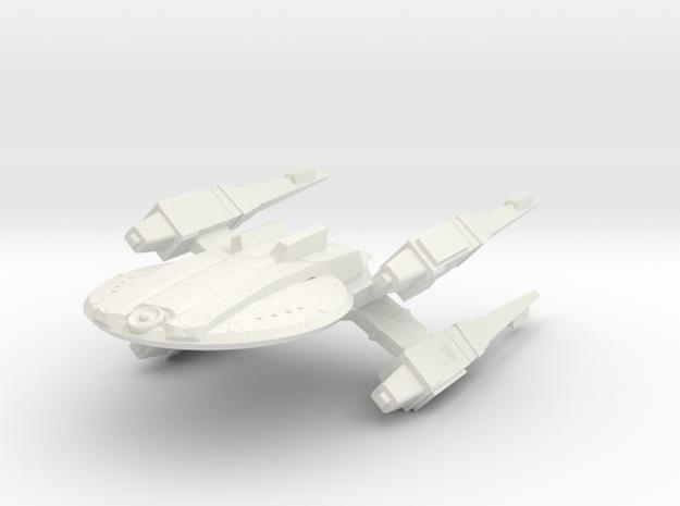 USS Sukai in White Natural Versatile Plastic