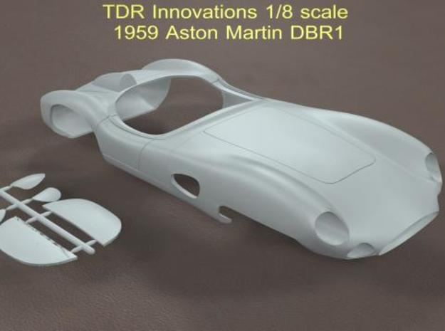 1/8 Aston Martin DBR1 3d printed Description