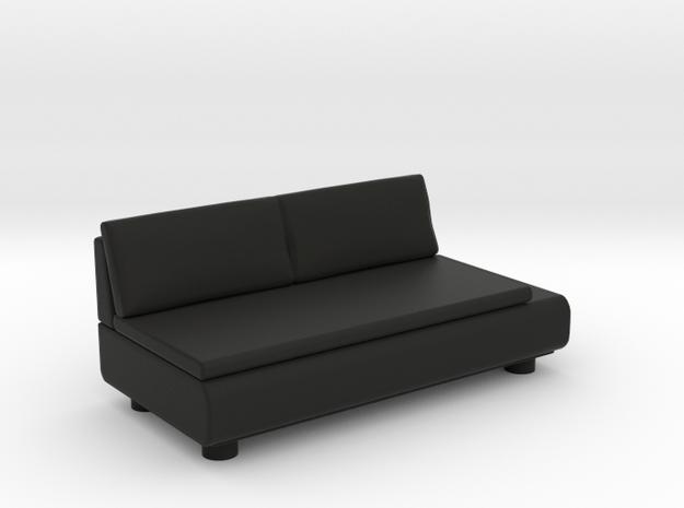Sofa 2018 model 9 in Black Strong & Flexible