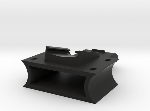 Garmin Aero Mount 10 Deg 50mm in Black Natural Versatile Plastic