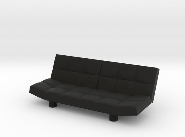 Sofa 2018 model 15 in Black Natural Versatile Plastic