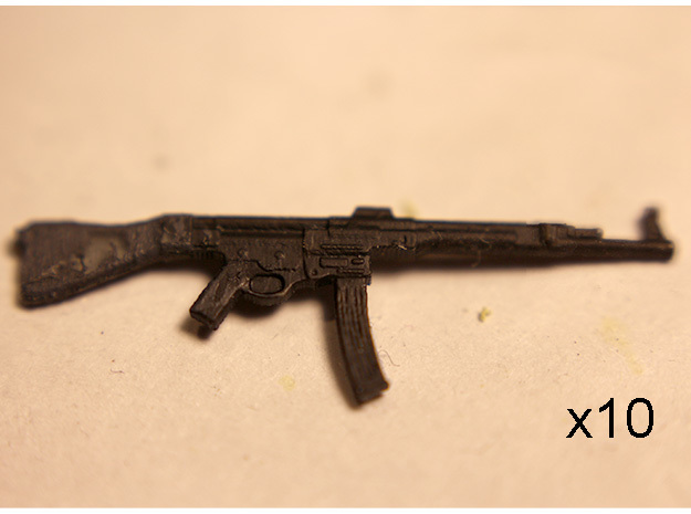 1/35 scale StG44 in Frosted Extreme Detail