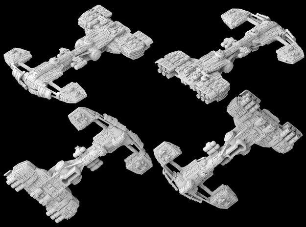 (Armada) Free Virgillia Bunkerbuster