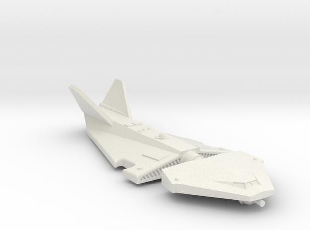 Omni Scale Juggernaut Destroyer (DD) SRZ in White Natural Versatile Plastic