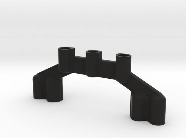 XT-2 Motor_Brace_Holder in Black Natural Versatile Plastic