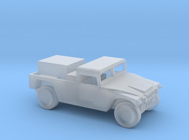 1/160 Scale Humvee Generator in Smooth Fine Detail Plastic