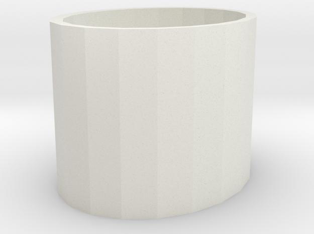 106102240Pen holder in White Natural Versatile Plastic