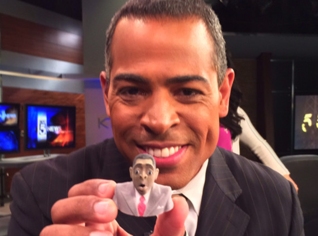 Chris Schauble Wobble in Full Color Sandstone
