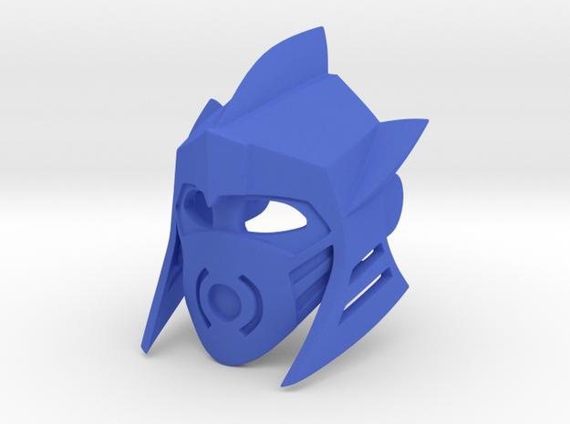 [G2] Kalikiki's Mask of Binding in Blue Processed Versatile Plastic