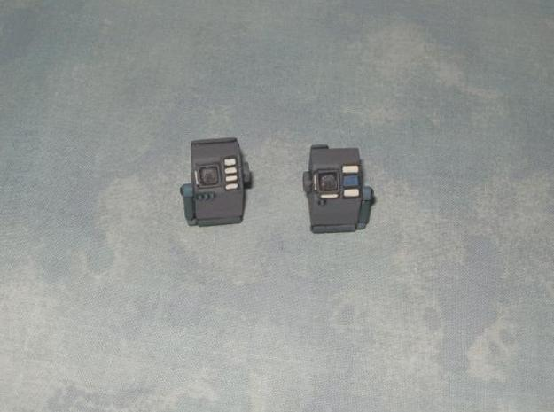CP09 Flight Control Stations (28mm) 3d printed