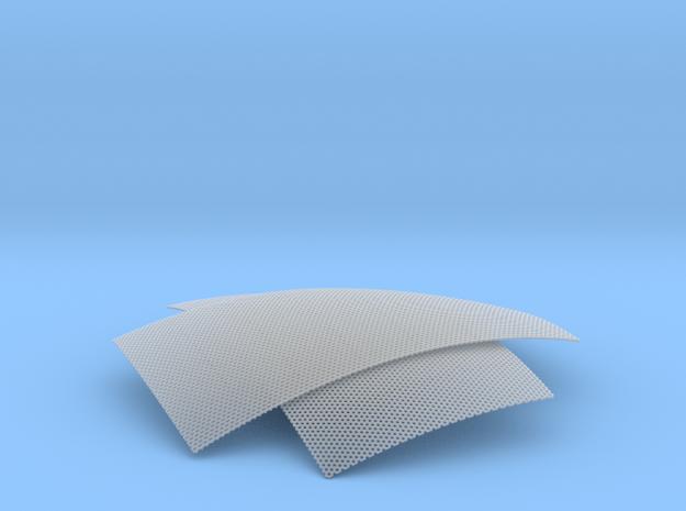 Raimi Lens Molds for Airbrushing Polarised Dots