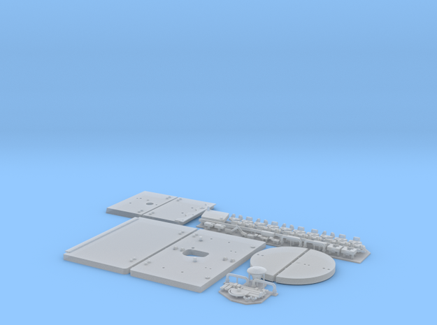 Sturmpanzer IV (Brummbär) 1:16 hatches