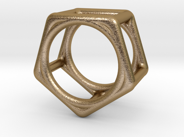 Simply Shapes Rings Pentagon