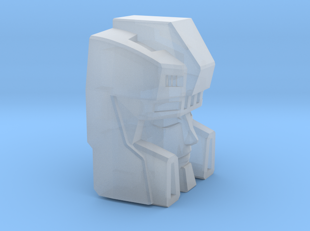 Kissy Medic G1 toy face in Frosted Ultra Detail