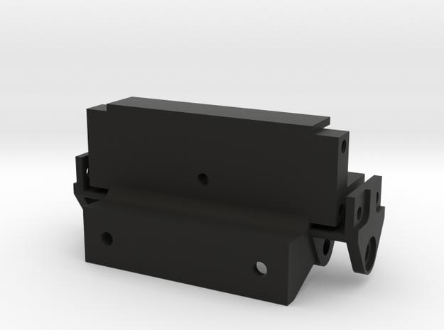 Tamiya Truck USA conversion kit front suspension in Black Natural Versatile Plastic