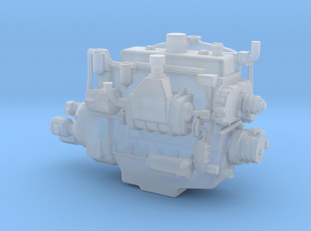 Heavy Machinery Engine, HO