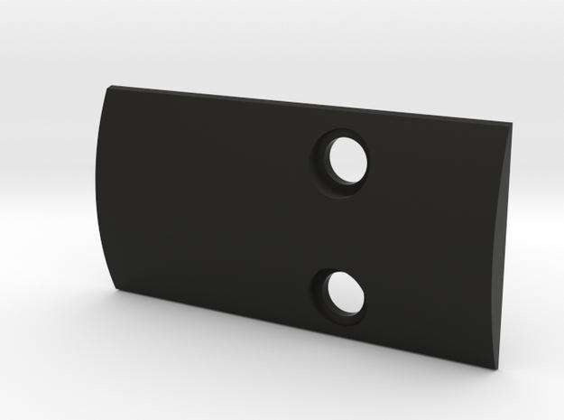 SIG P320 RX Slide Plate - The Void in Black Premium Versatile Plastic