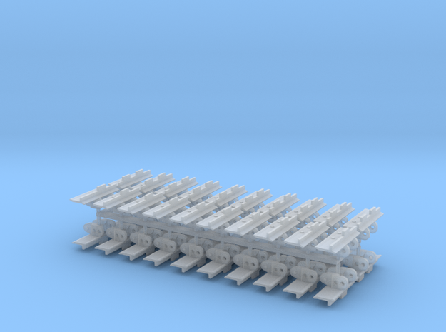 1/64 track set in Smooth Fine Detail Plastic