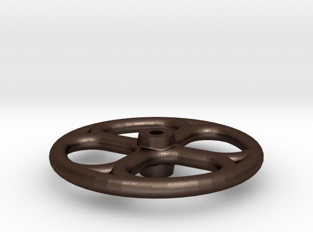 No. 23 - Tender Brake Wheel .625 plus 1%