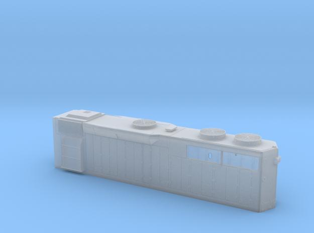 GP 39-2 Long Hood in Smooth Fine Detail Plastic: 1:64 - S