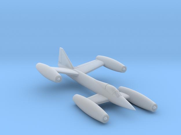 (1:285) Avro Canada TS-140 in Smooth Fine Detail Plastic