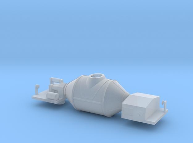 Torpedo Hot Metal Car - TTscale
