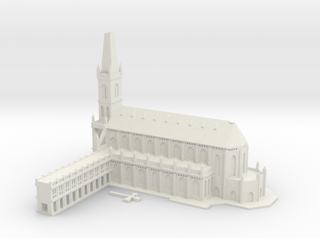 CHIJMES (Test Acc) in White Natural Versatile Plastic