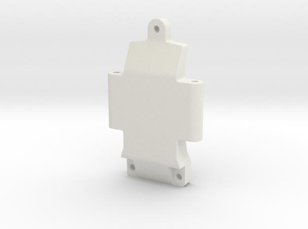 Tamiya Rising Fighter / Grasshopper 2 4 Bar Front  in White Natural Versatile Plastic