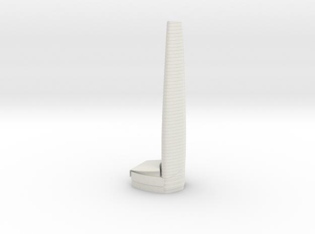 Bitexco (Test Acc) in White Natural Versatile Plastic