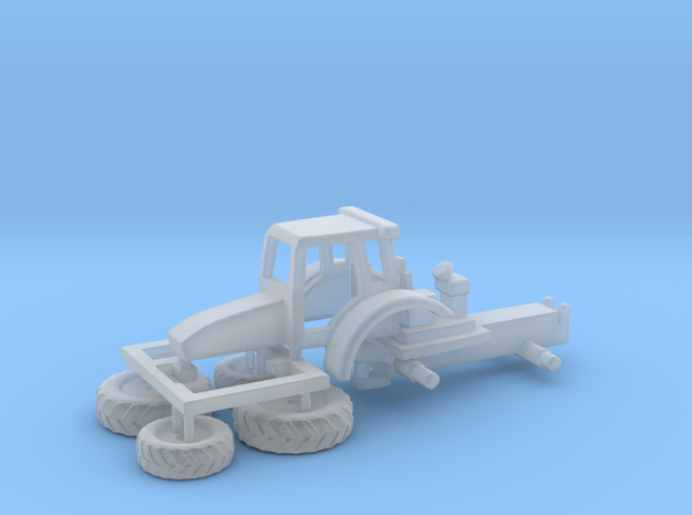 N Gauge K120 Tractor Kit in Frosted Ultra Detail