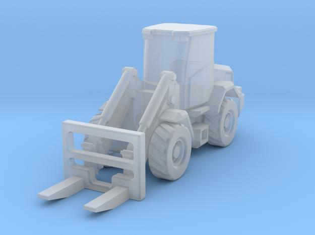 JCB417 wheel loader in Smoothest Fine Detail Plastic: 1:400