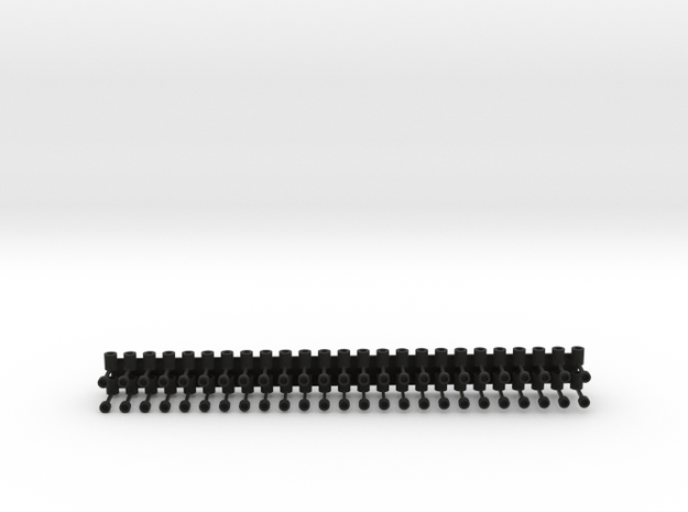 Magnet-Trichterkupplung kurz in Black Strong & Flexible