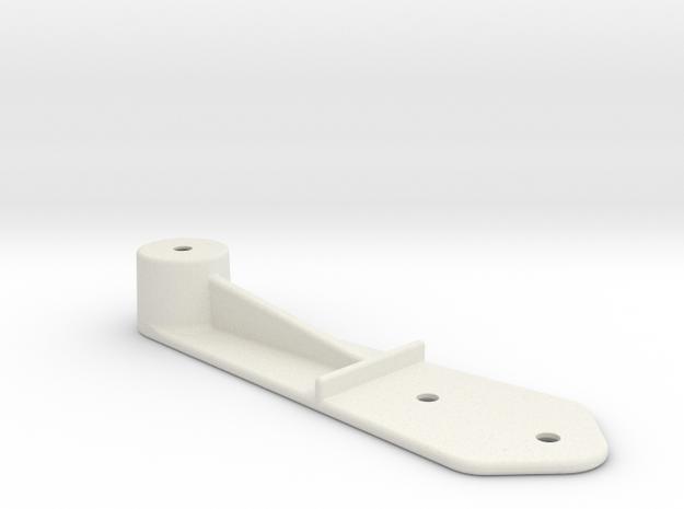 Ikea UTRUSTA 124667 in White Natural Versatile Plastic