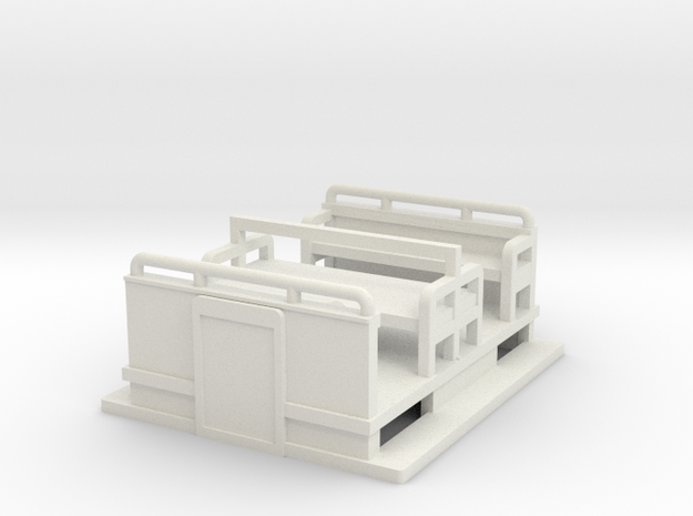 w-100-wickham-trolley-open in White Natural Versatile Plastic