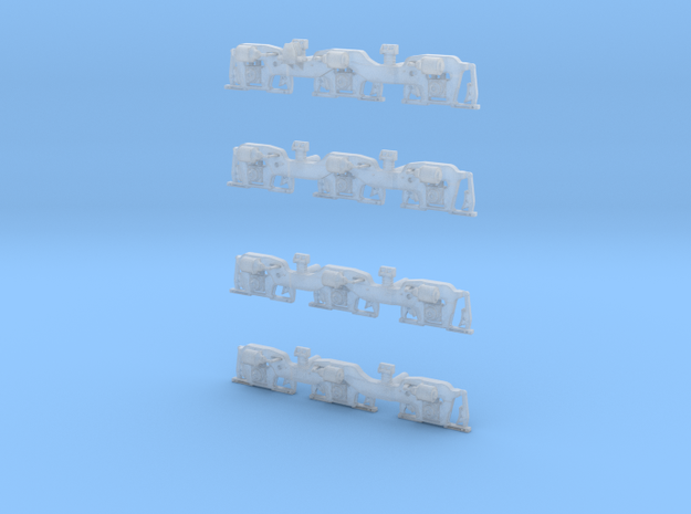 NW U30C Clasp Sideframes [Atlas OEM]