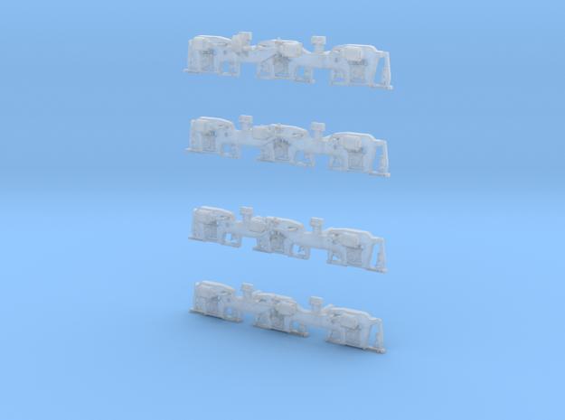 NW C30-7 Clasp Sideframes [Atlas OEM]