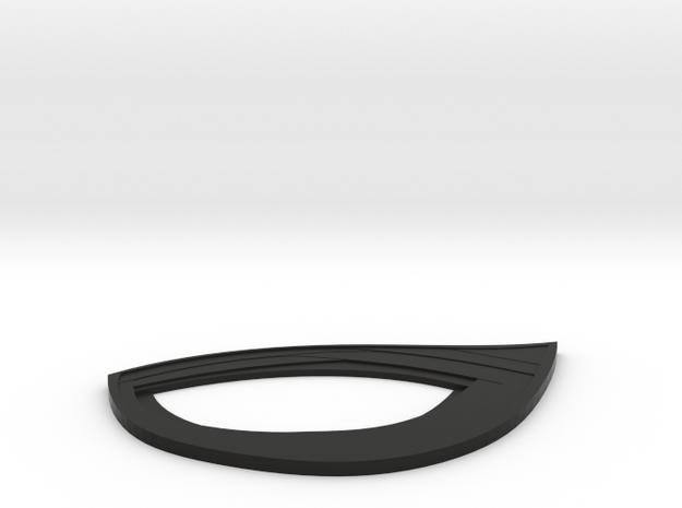 MCU 2 lens spider in Black Natural Versatile Plastic