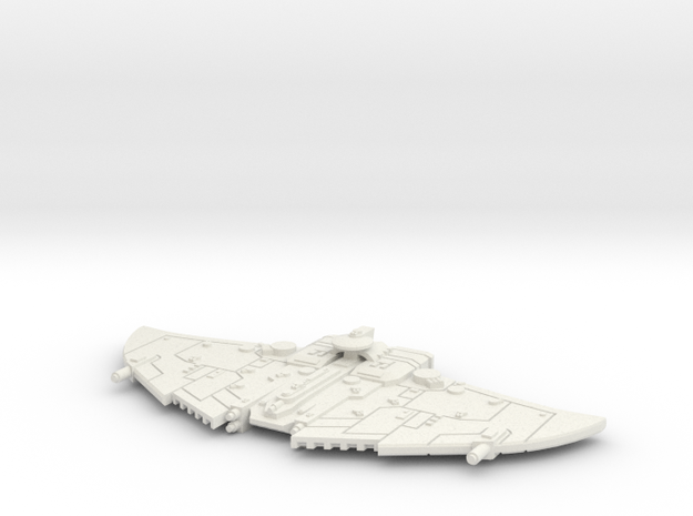 crucero clase protector in White Natural Versatile Plastic