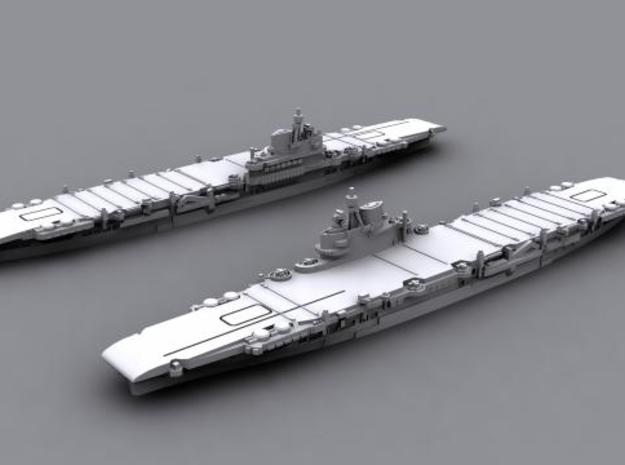 48UK01 UK CV Illustrious[1940](x4) 3d printed