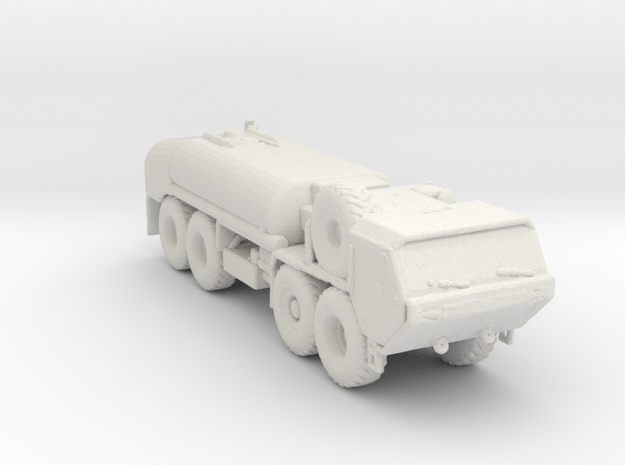 M978A2 Fuel Hemtt 220 scale in White Natural Versatile Plastic