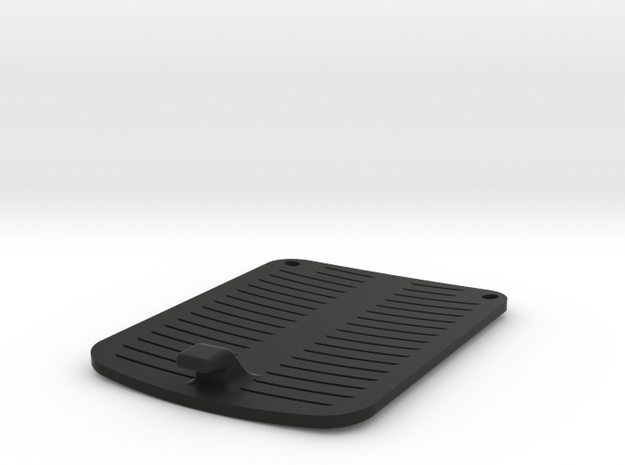 MF35 Tractor Grille (Grille Section) in Black Natural Versatile Plastic