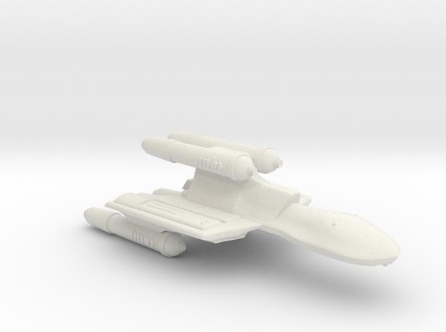 3125 Scale Romulan FireHawk-K Heavy Cruiser MGL in White Natural Versatile Plastic