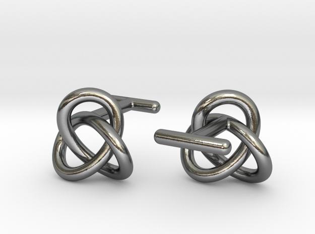 Escher Knot Cufflinks