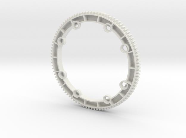 turntablesupport 11m in White Natural Versatile Plastic