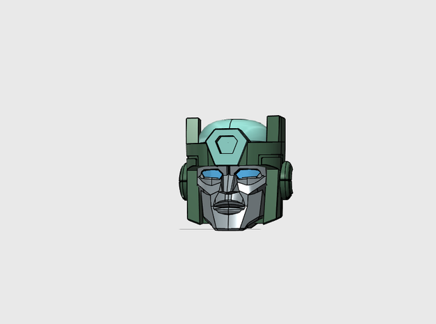 Grumpy Old Sergeant's G1 Toon Face