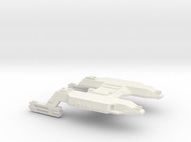 3125 Scale LDR Heavy Carrier CVN in White Natural Versatile Plastic