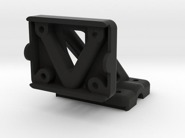 Riser Adapter for BMW Navigator Mount in Black Natural Versatile Plastic