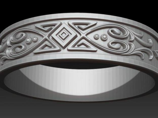 RING2 in Stainless Steel