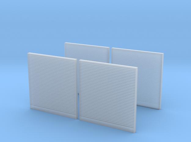 AB-Schaum (AB-0052-0054) Rollos in Smooth Fine Detail Plastic